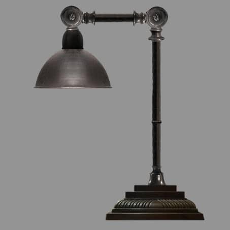 Desk Lamp Antique with Swivel Arm
