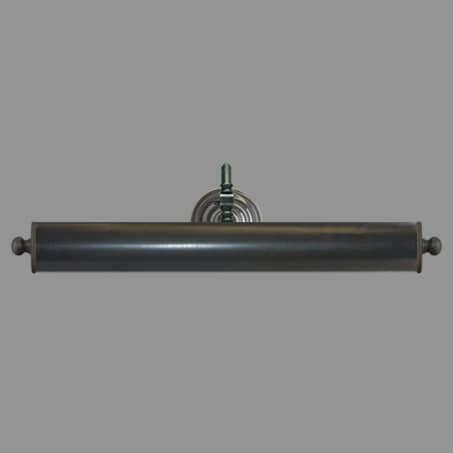 Picture Light Antique 400mm End Finials