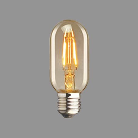 Tubular Lamp Lit E27 LED Dimmable