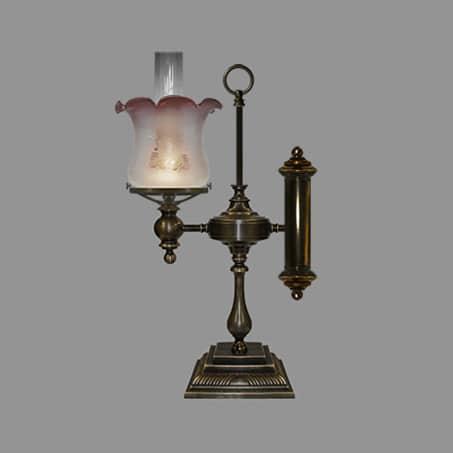 Oil Table Lamp