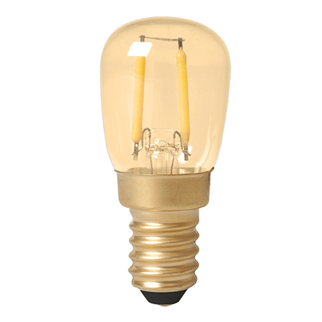 Pilot Lamp 2100k Gold Finish 3.5wt