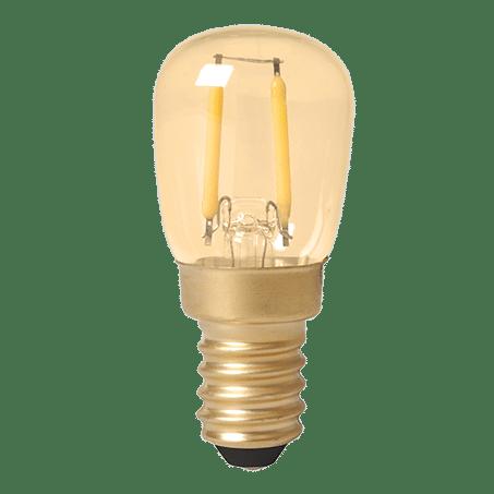 Pilot Lamp 2100k Gold Finish 3.5wt