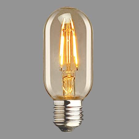 Oval Filament LED Lamp Screw Cap 2300k