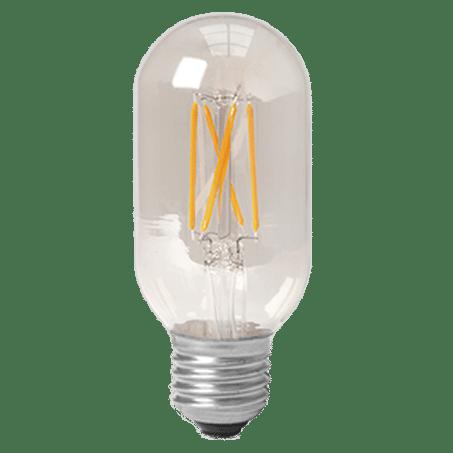 Tubular Lamp 2300k Clear E27 LED Dimmable